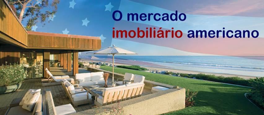 O mercado imobiliário americano