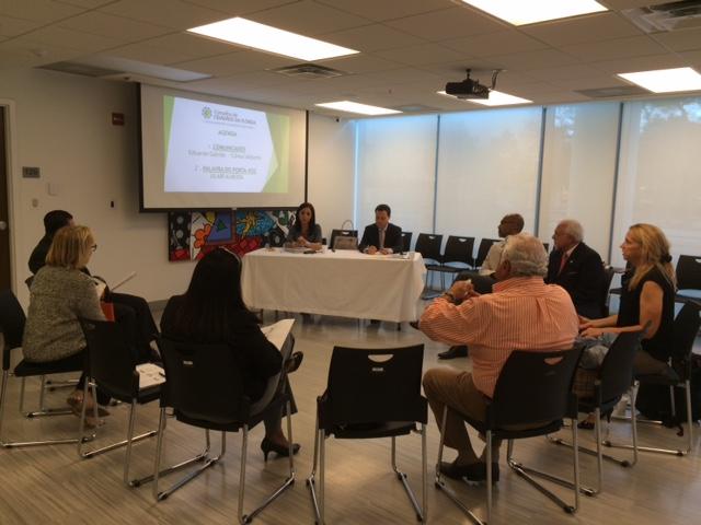 Conselho dos cidadaos - consulado brasileiro em miami